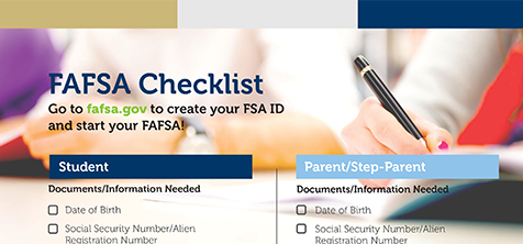 Help With FAFSA from FSA ID to Filing!